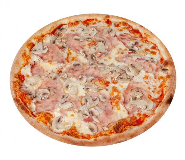 pizza-prosciuto-funghi-sarapretzel-restaurant-otopeni