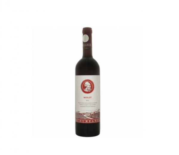 vin-budureasca-merlot-sec-sarapretzel-restaurant-otopeni