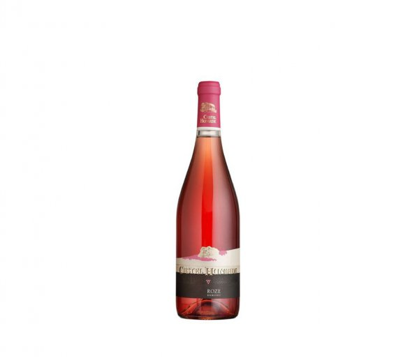vin-castel-huniade-rose-demisec-sarapretzel-restaurant-otopeni
